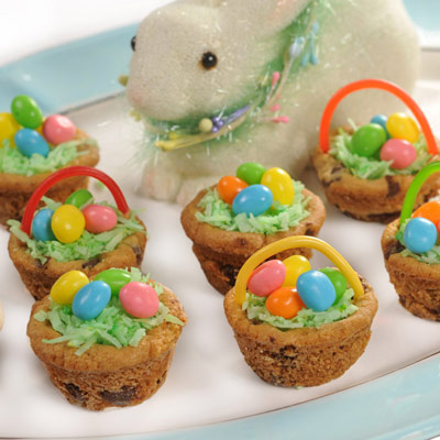 Thumbnail for CHOCOLATE CHIP EASTER BASKETS