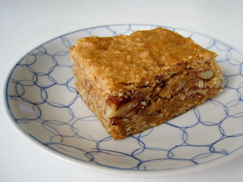 Thumbnail for Maple Pecan Brownies