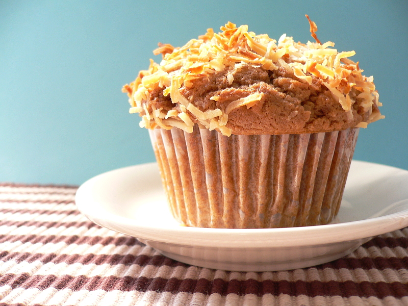 Thumbnail for Coconut Muffins
