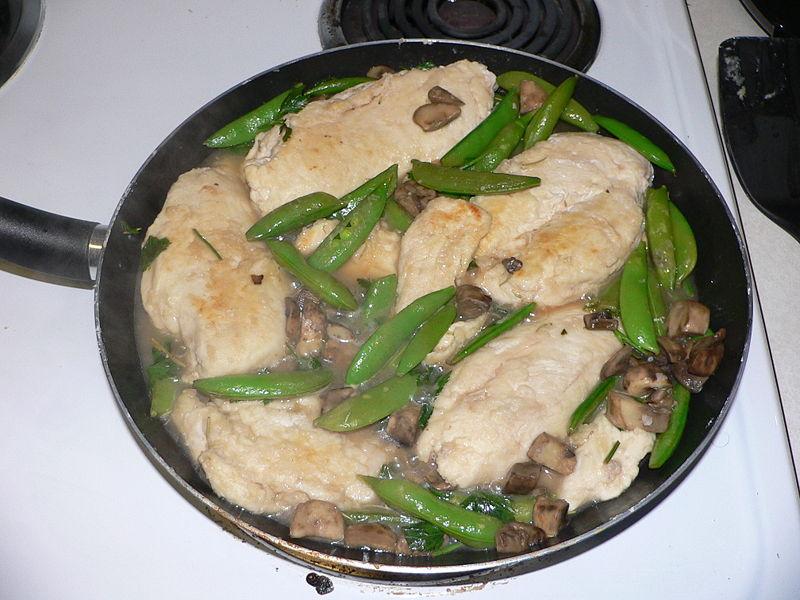 Thumbnail for Chicken Marsala
