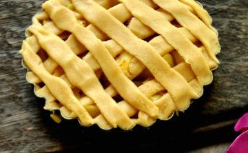 Thumbnail for Mock Peach Pie
