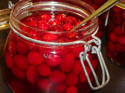 Thumbnail for Brandied Cranberries