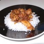 Thumbnail for Caramel Chicken with Shirataki Rice
