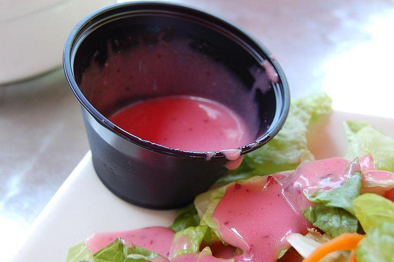 Thumbnail for Fresh Raspberry Vinaigrette