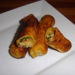 Thumbnail for Low Carb Springrolls (Almost)