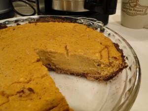 Thumbnail for Wheat-Free Pumpkin Pie