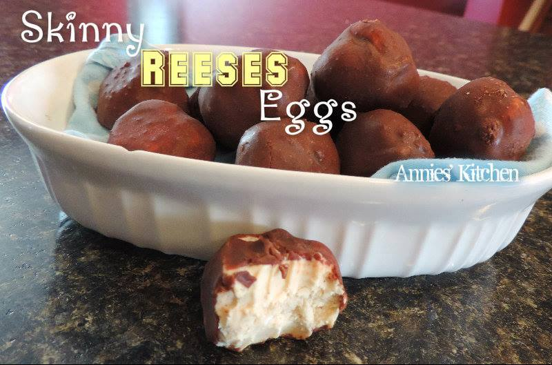 Thumbnail for Annie's Skinny Reeses Eggs