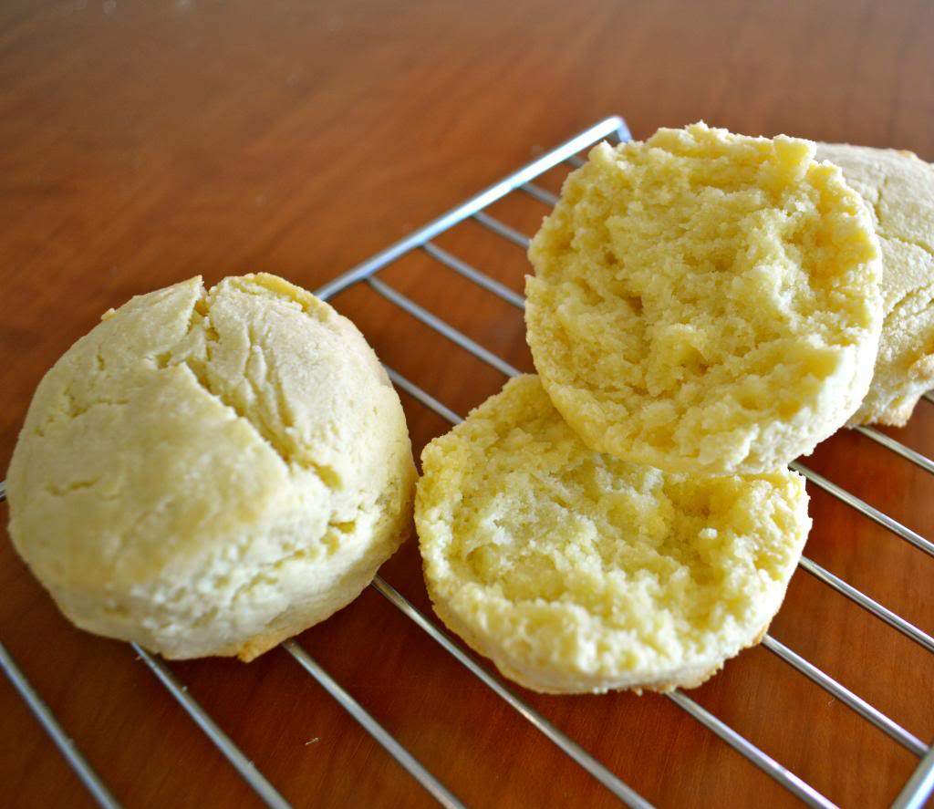 Thumbnail for Almond Flour Butter Biscuits