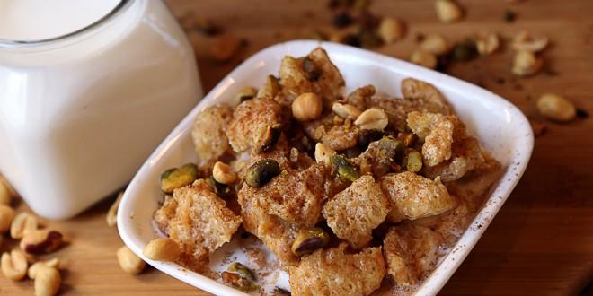Thumbnail for Salted Caramel Pork Rind Cereal