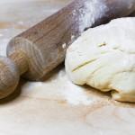 Pizza Dough amd rolling pin