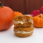 Low Carb Pumpkin Whoopie Pies