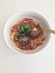 LC Thin Spaghetti and Meatballs Recipe copy