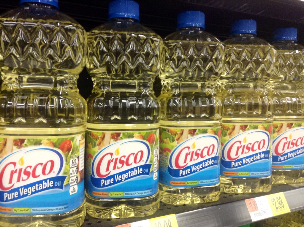Thumbnail for What You Didn't Know About Vegetable Oils