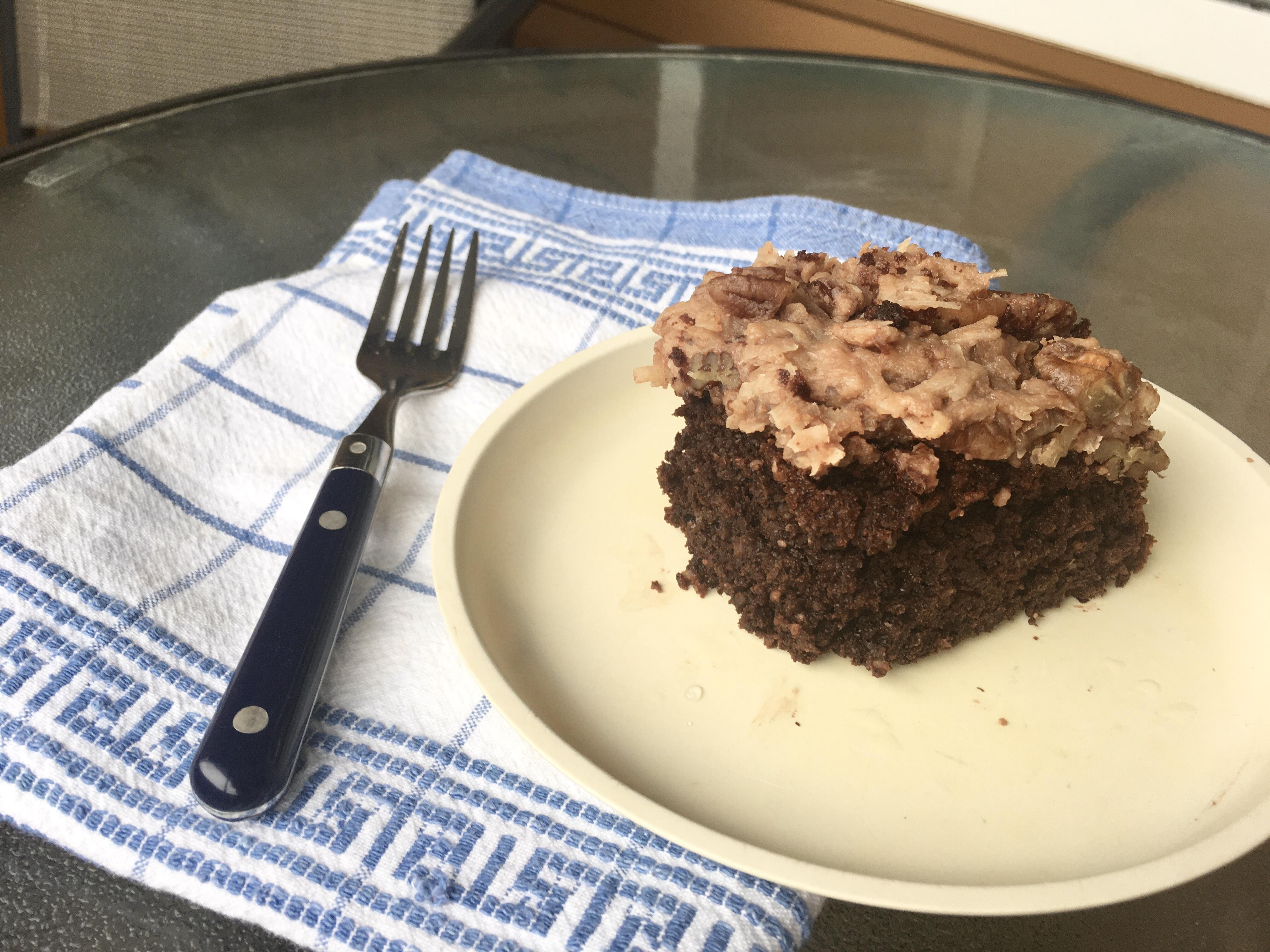 Thumbnail for Keto German Chocolate Cake