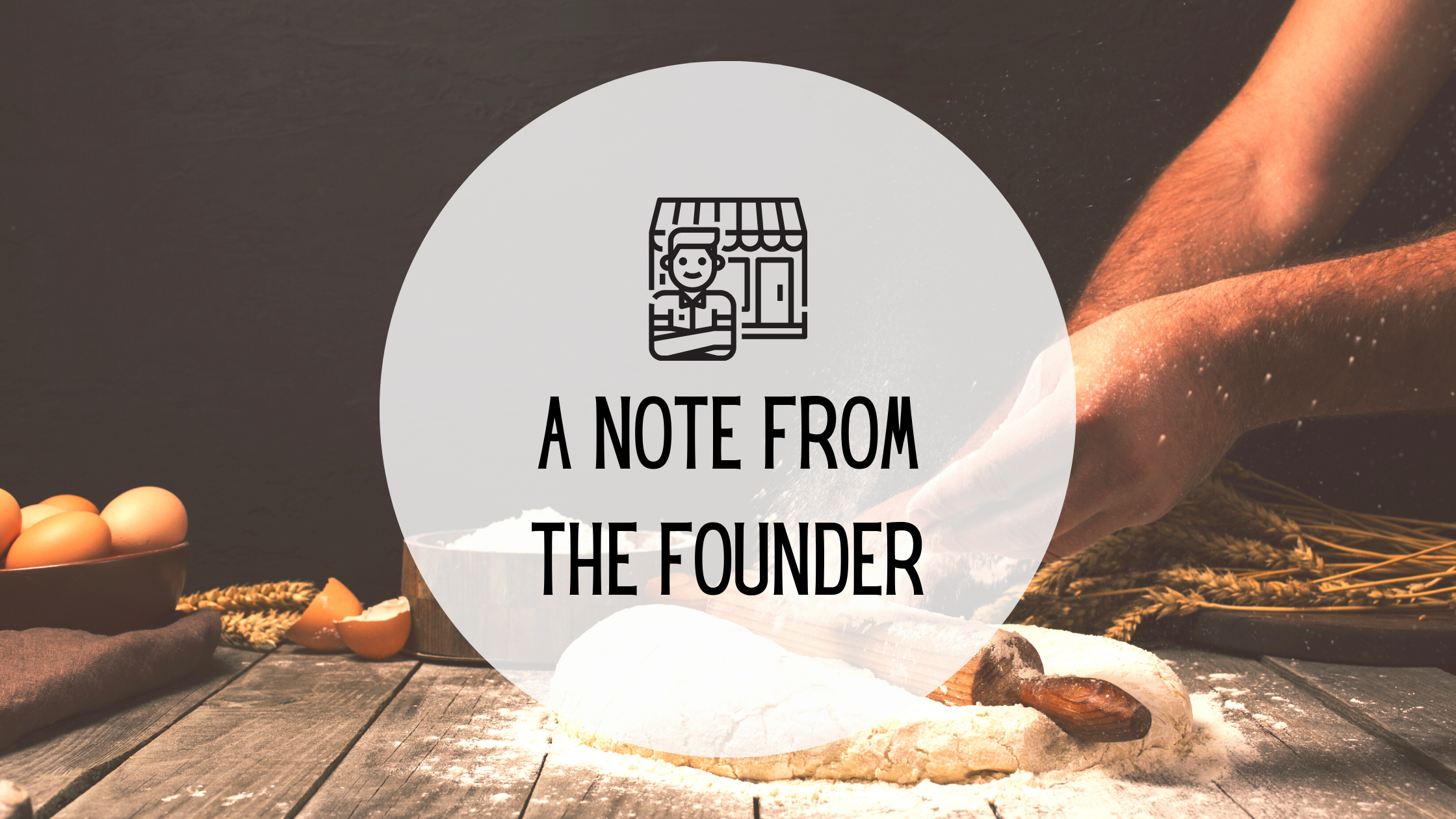 Thumbnail for A Note From The Founder: Registered Users