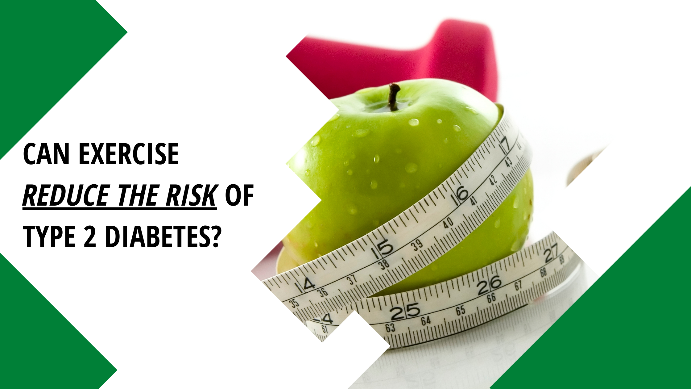 Thumbnail for How Exercise Can Contribute To Reducing The Risk of Type 2 Diabetes