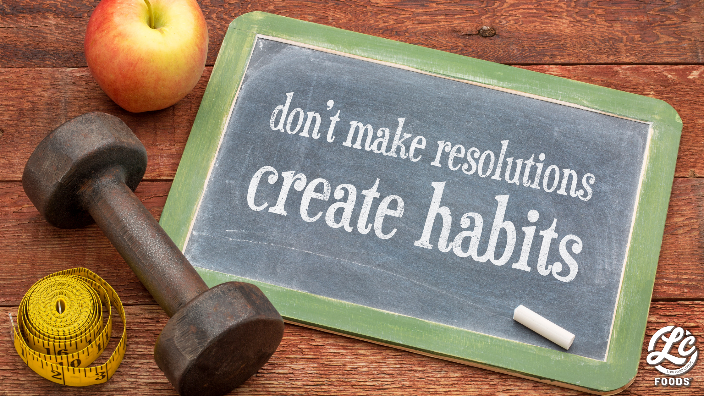 Thumbnail for 5 Health Habits For The New Year