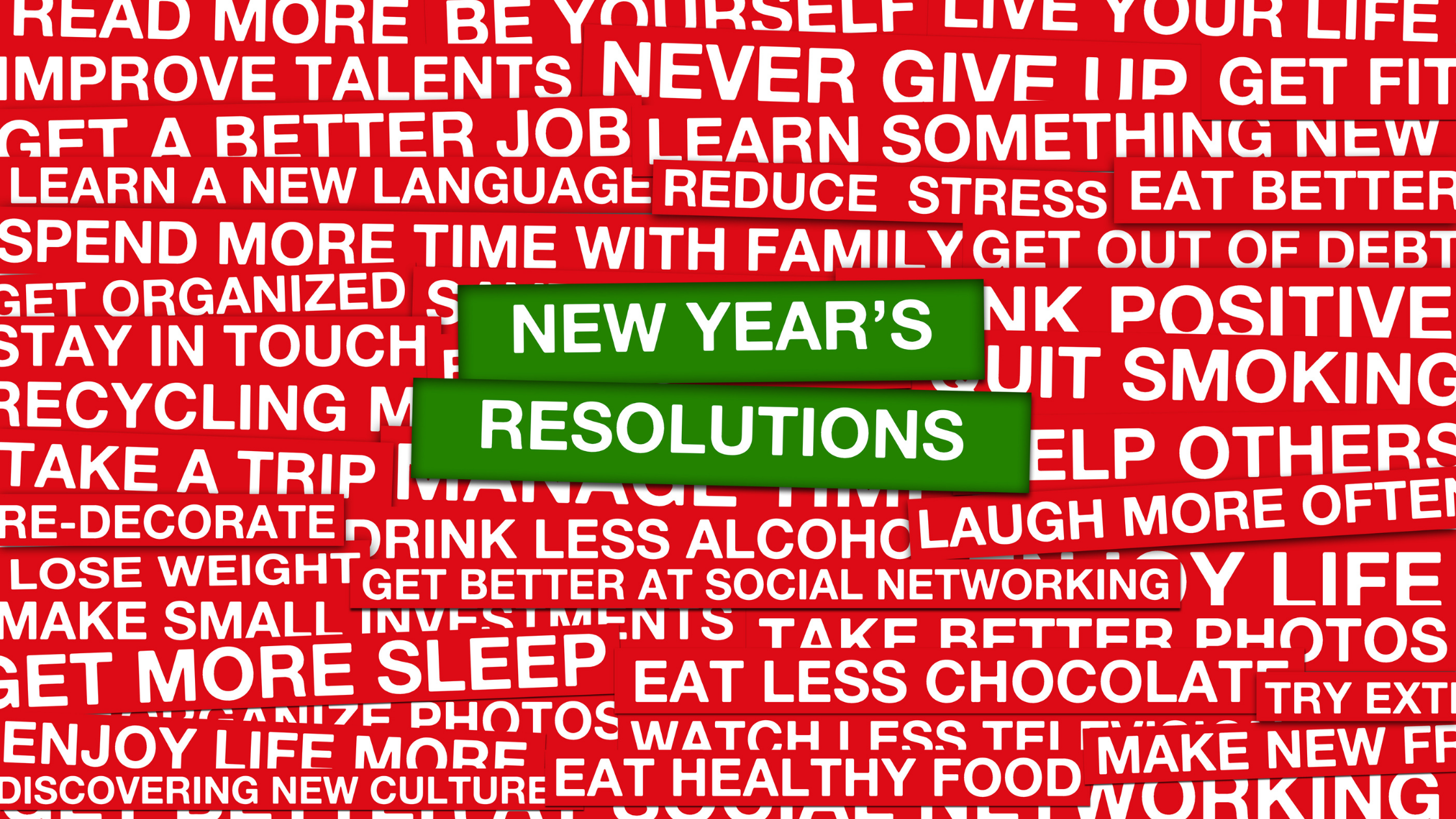 Thumbnail for 5 Simple Tricks to Stick to your New Year's Resolutions