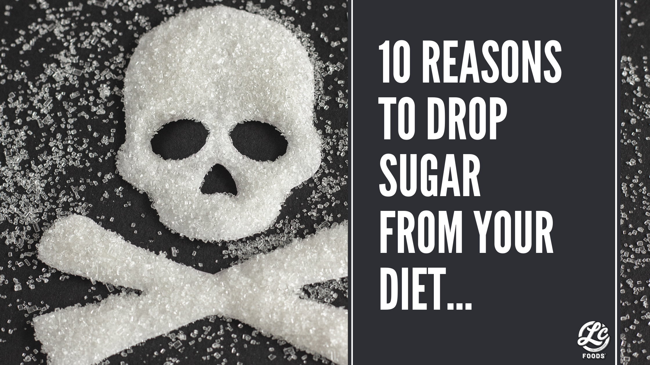Thumbnail for 10 Reasons To Drop Sugar From Your Diet