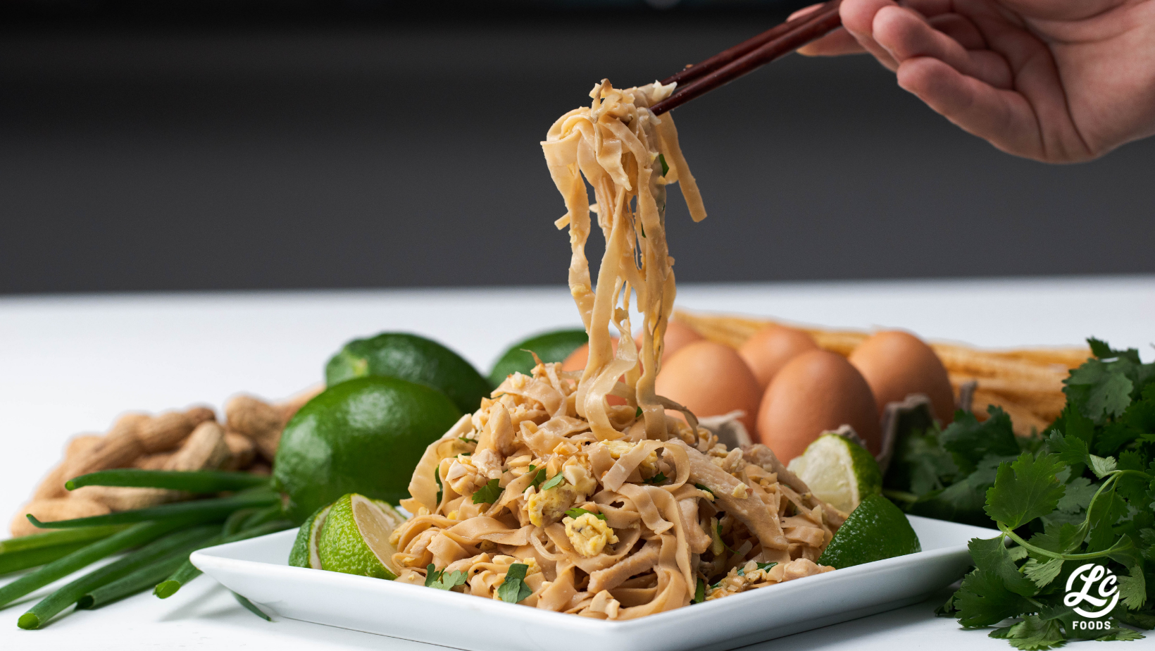 Thumbnail for Low Carb Chicken Pad Thai