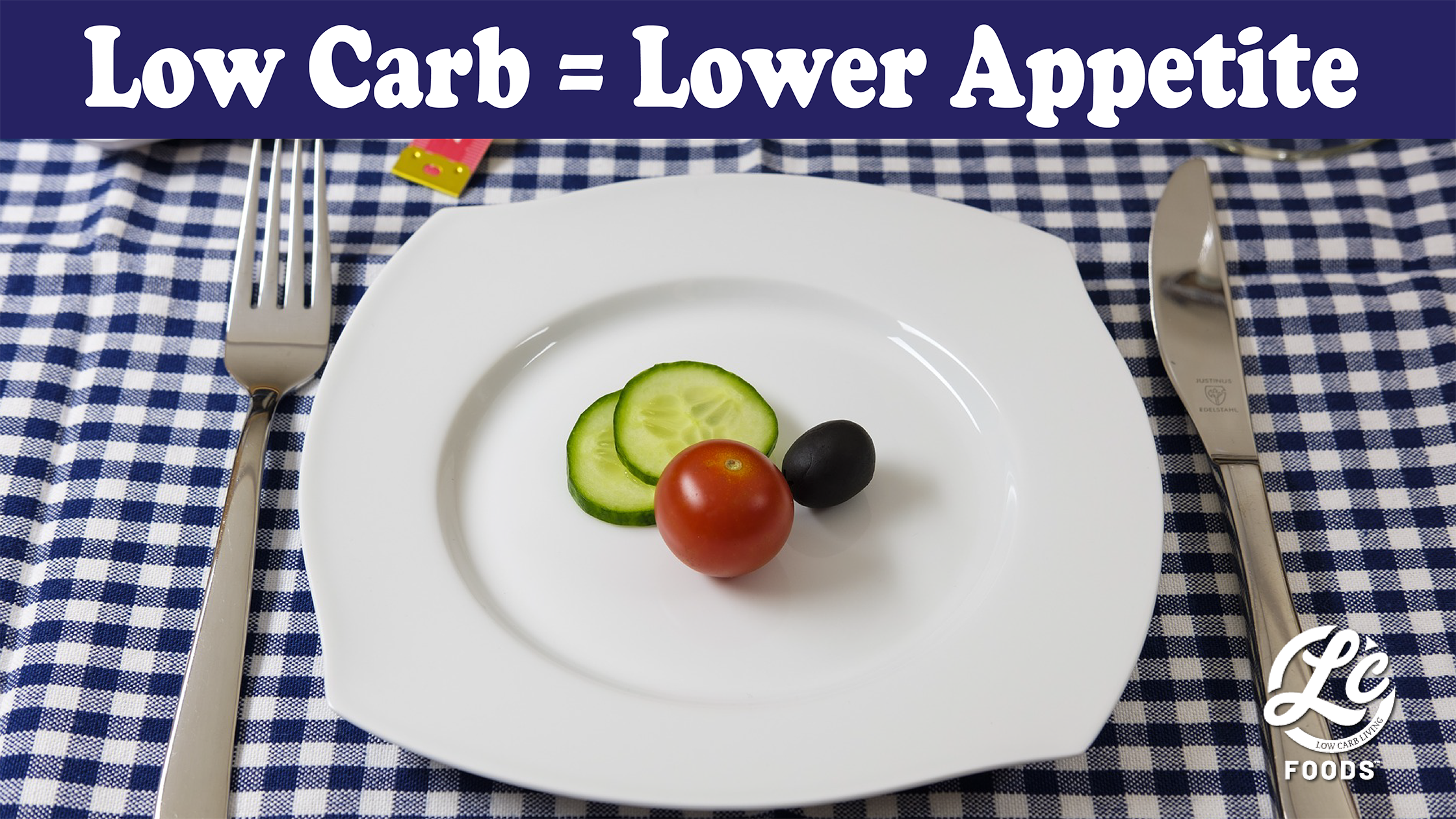 Thumbnail for Low Carb Diets Significantly Lower Your Appetite