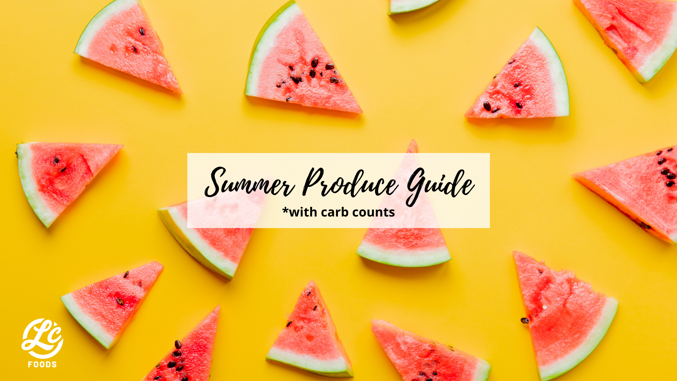 Thumbnail for Summer Produce Guide