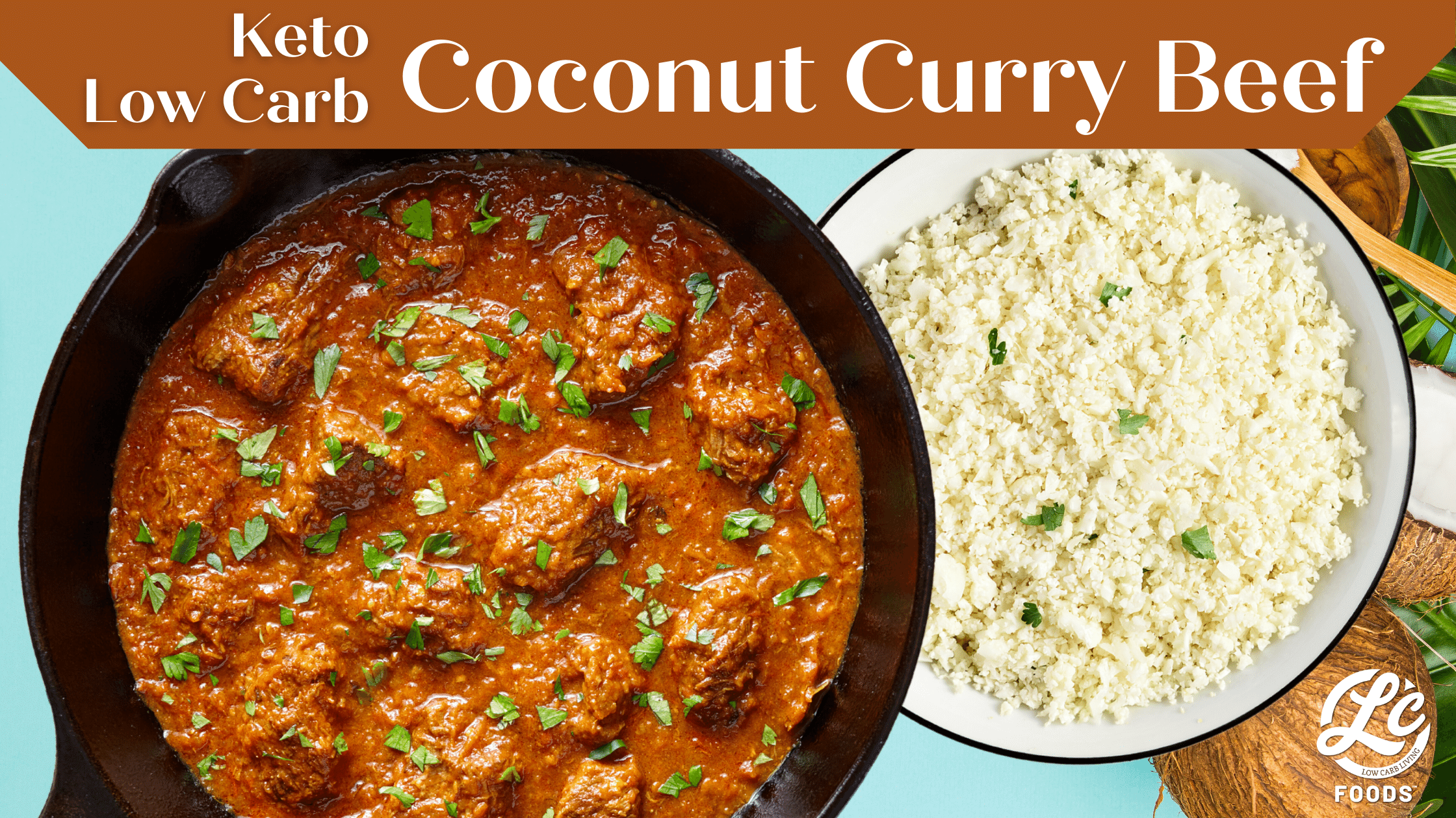 Thumbnail for Coconut Curry Beef