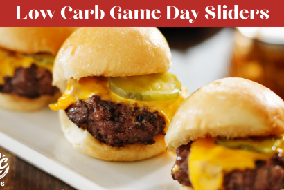 Thumbnail for Low Carb Game Day Sliders