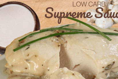 Thumbnail for Low Carb Supreme Sauce