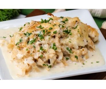 Low Carb Buttery Pasta Noodles
