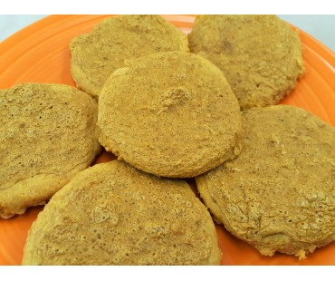 Low Carb Caramel Chew Cookies - Fresh Baked