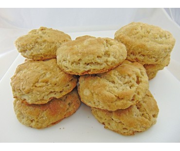 Classic Country Biscuits 6 Pack - Fresh Baked