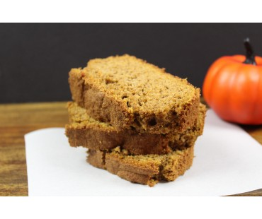 Low Carb Pumpkin Bread - Fresh Baked