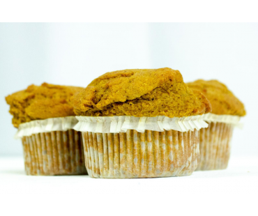 Low Carb Pumpkin Muffins 4 Pack - Fresh Baked