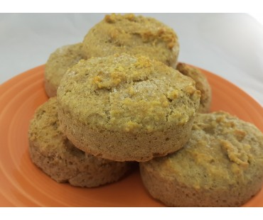 Gluten Free Low Carb Bread Rounds - Fresh Baked