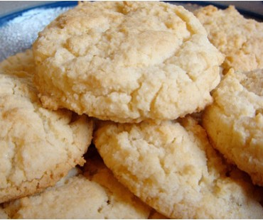 Low Carb Almond Spritz Cookie Mix