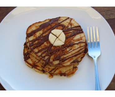 Low Carb Banana Pancake Mix