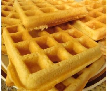 Low Carb Belgian Waffle Mix