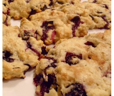 Low Carb Blackberry Scone Mix
