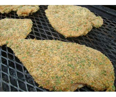 Low Carb Gluten Free Breading and Crusting Mix