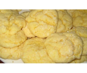 Low Carb Butter Cookie Mix