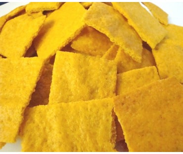 Low Carb Cheezy Crackers - Fresh Baked
