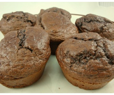 Low Carb Gluten Free Chocolate Muffin Mix