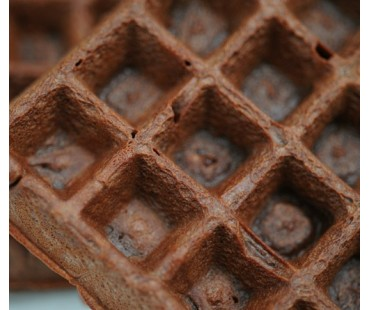 Low Carb Chocolate Waffle Mix