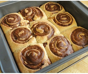 Low Carb Cinnamon Bun Mix