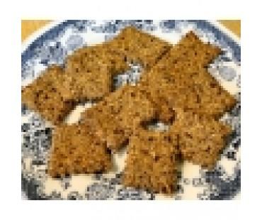 Low Carb Flax Chia Cracker Mix