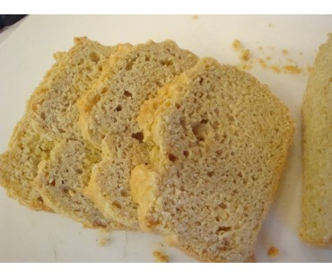 Low Carb Gluten Free White Bread Mix