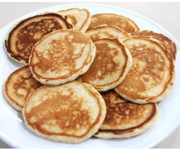 Low Carb Gluten Free Pancake Mix