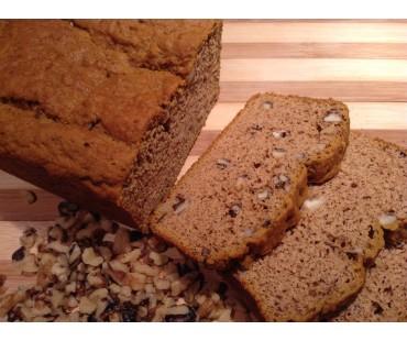 Low Carb Pumpkin Bread Mix