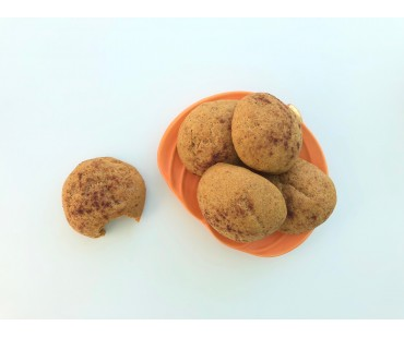 Low Carb Pumpkin Cookie Mix